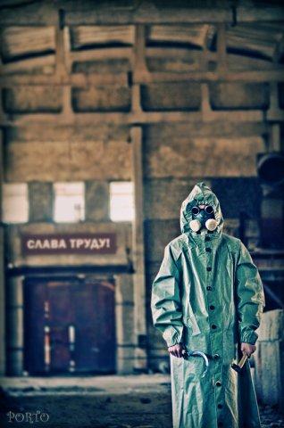 """""""Реле Времени"""", постапокалиптическая фотосессия"""