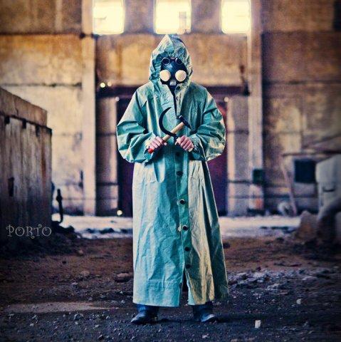 """""""Реле Времени"""", постапокалиптическая фотосессия (Фото 2)"""